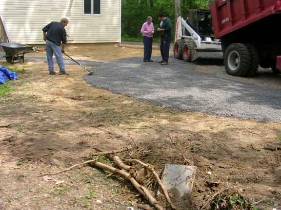 Bluestone driveways long island gravel driveways ny for Shell driveway calculator