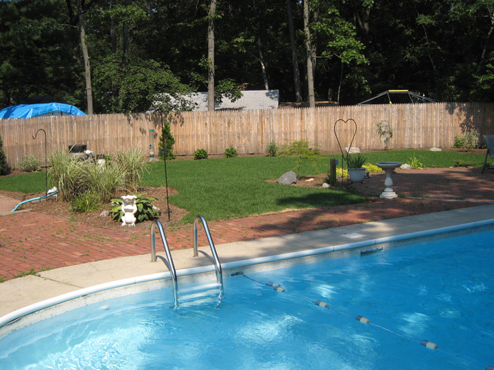 Long island ny pool landscape design landscape pool for Pool design jobs