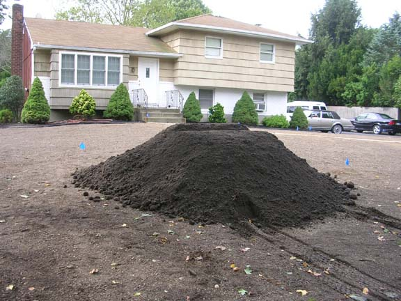 Sod Installation East Northport New York Suffolk County