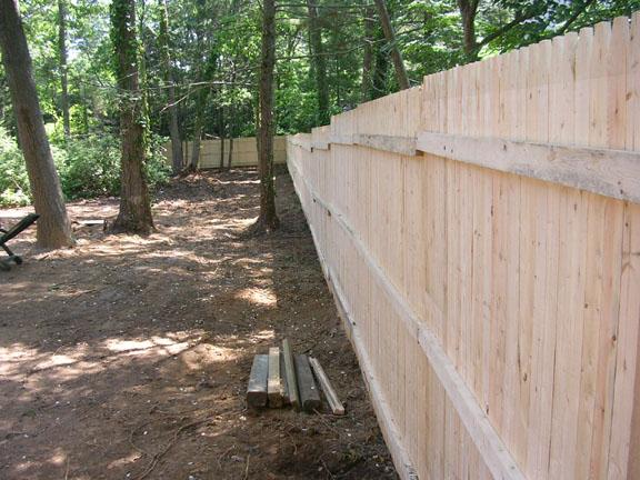 Long Island Fence Installations In Long Island Ny