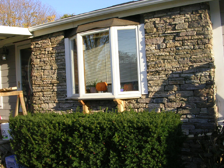 Stone Work And Stone Veneer Installed In Long Island Ny