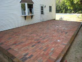 Brick Patios Long Island Ny Pavers Cement